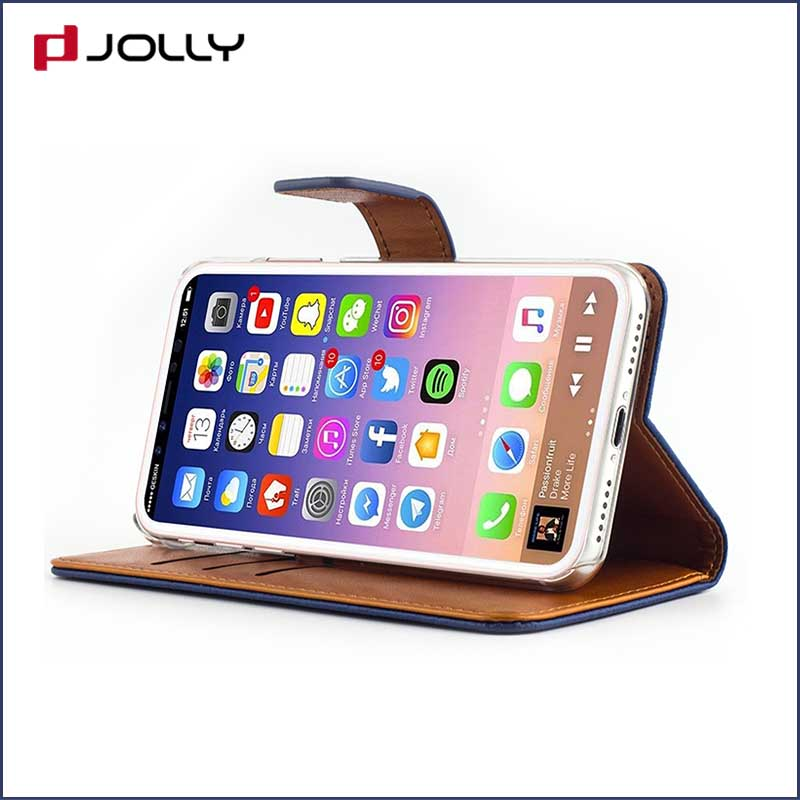Jolly high quality cell phone wallet for busniess for mobile phone-15