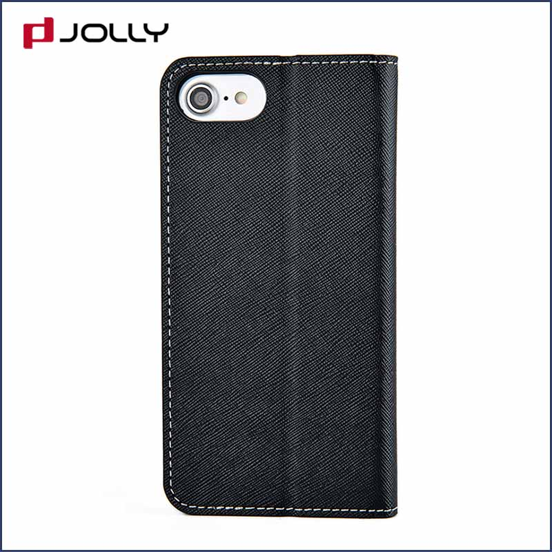 Jolly custom magnetic wallet phone case with slot for mobile phone-7