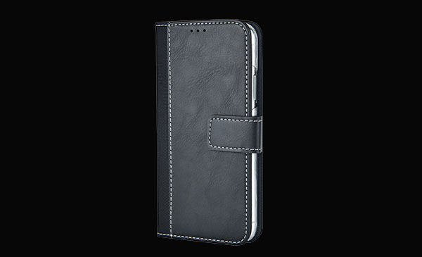 custom phone case and wallet with id and credit pockets for mobile phone-2