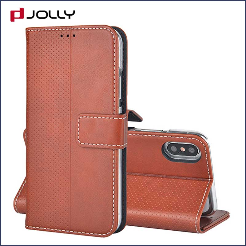 Jolly cell phone wallet purse company for iphone xs-15