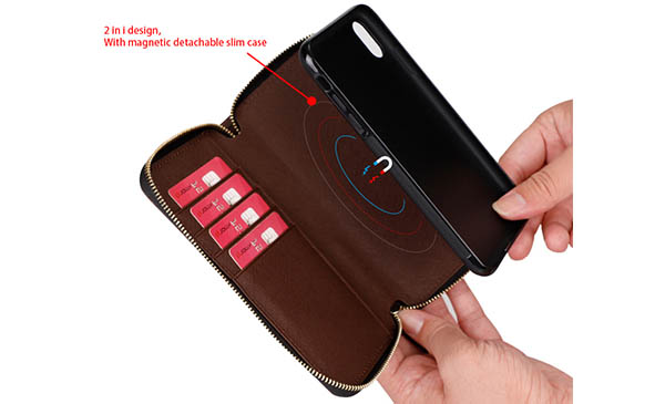 Jolly wallet style phone case with printed pattern cover for mobile phone-2