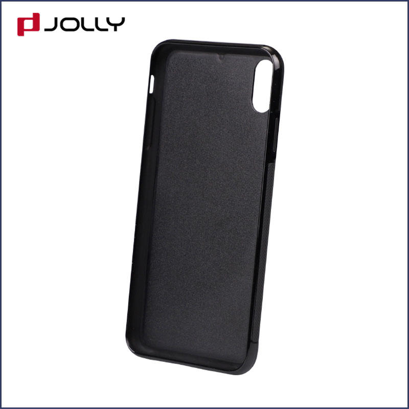 Jolly wallet style phone case with printed pattern cover for mobile phone
