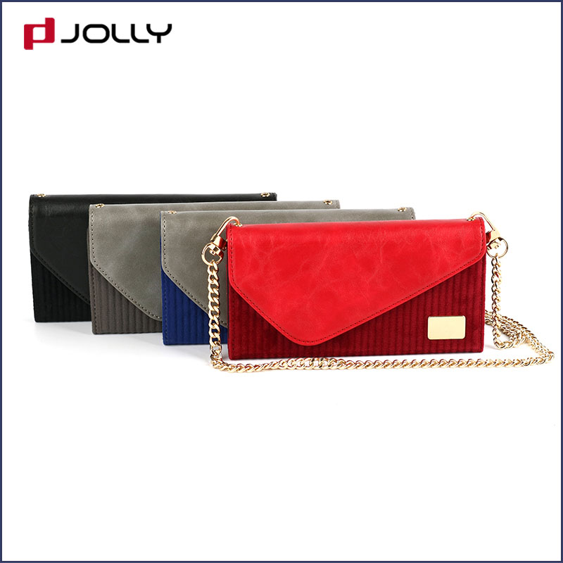 Jolly custom women's cell phone wallet factory for mobile phone-4