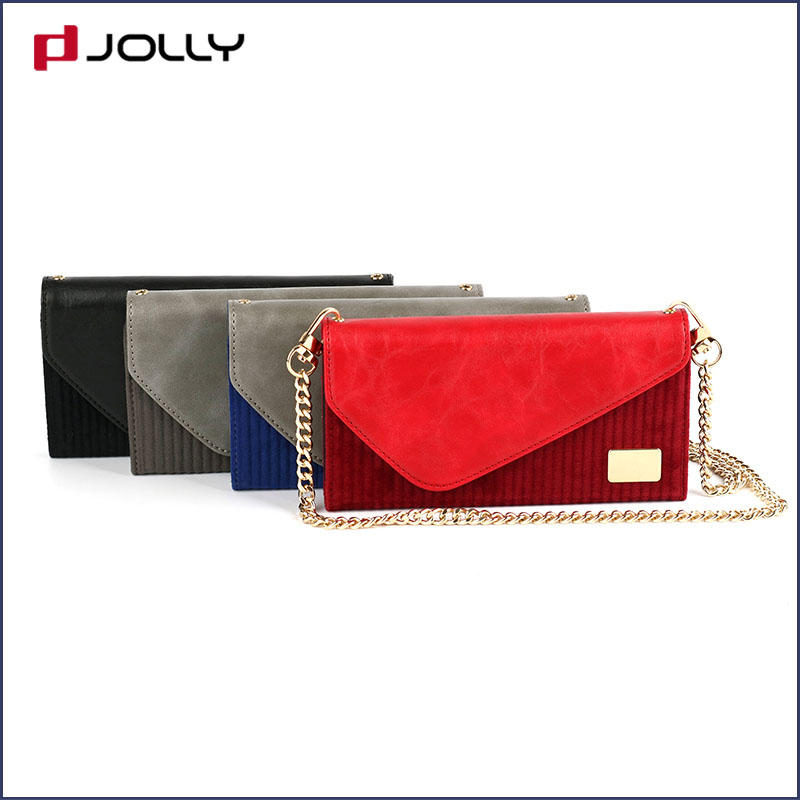 Jolly custom women's cell phone wallet factory for mobile phone