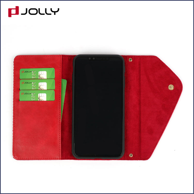Jolly custom women's cell phone wallet factory for mobile phone-5