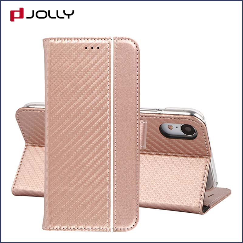 Jolly ladies purse crossbody leather wallet phone case for busniess for iphone xs-2