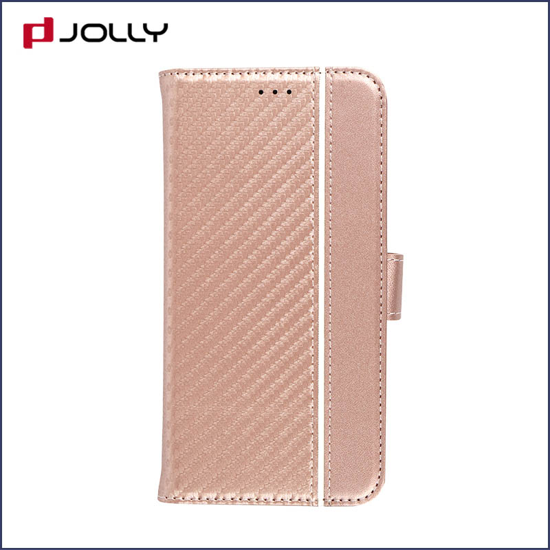 Jolly ladies purse crossbody leather wallet phone case for busniess for iphone xs-4