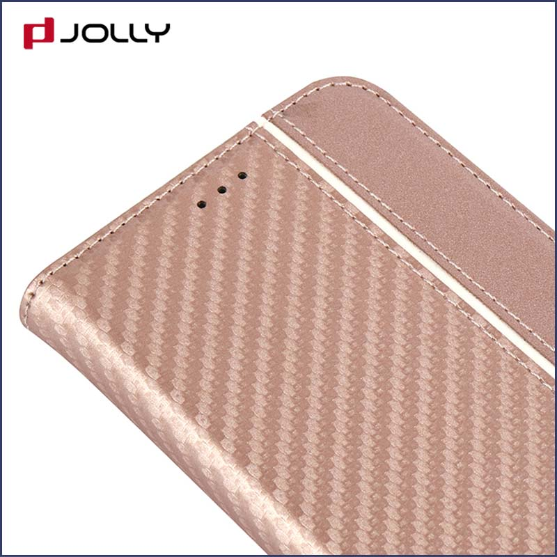 Jolly ladies purse crossbody leather wallet phone case for busniess for iphone xs-5