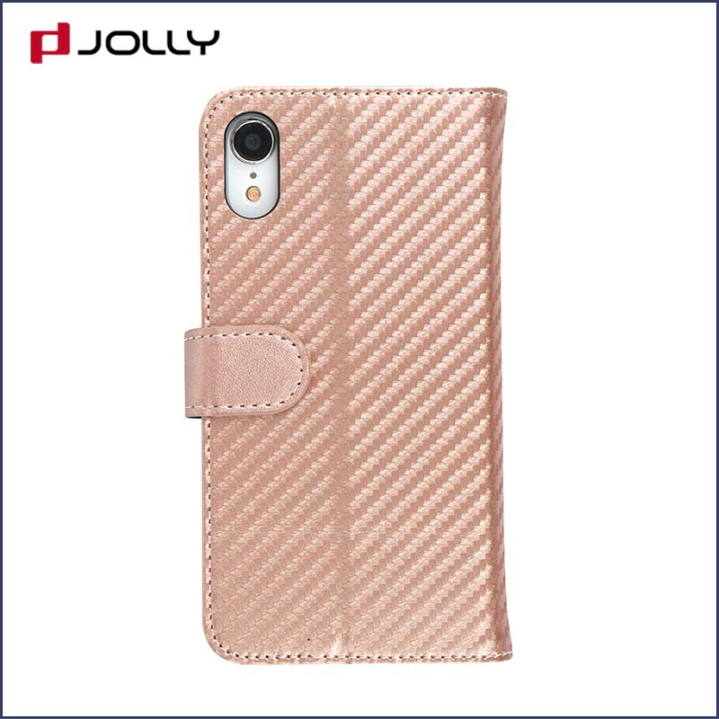 Jolly ladies purse crossbody leather wallet phone case for busniess for iphone xs-7