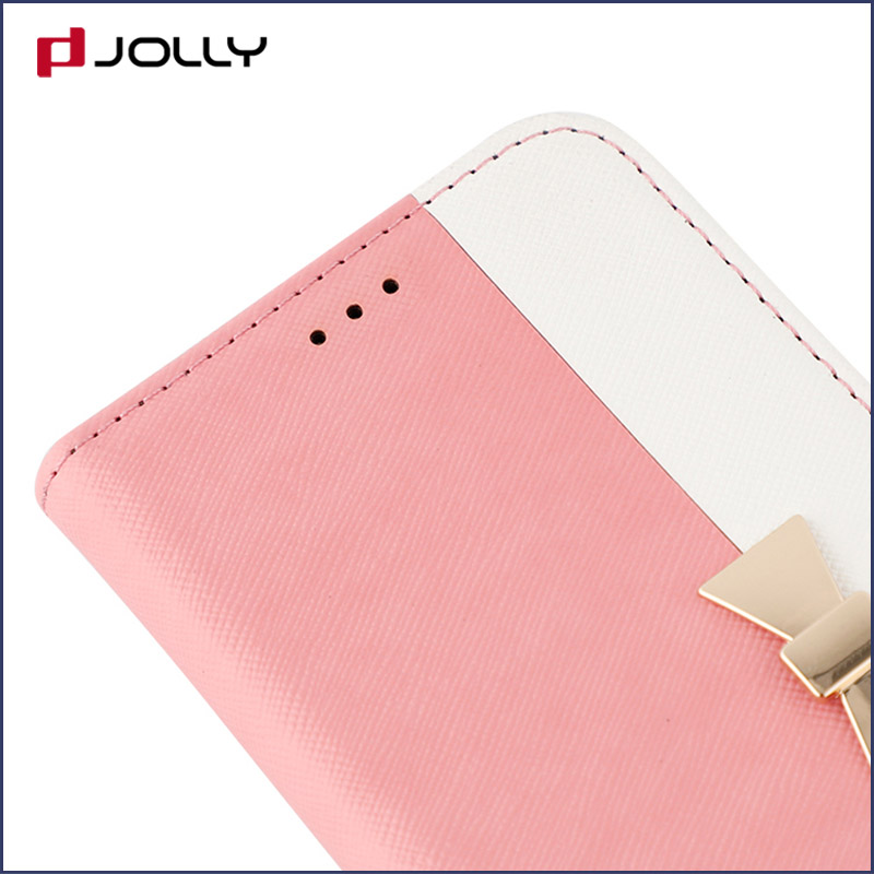 Jolly latest anti-radiation case with slot kickstand for iphone xs-7