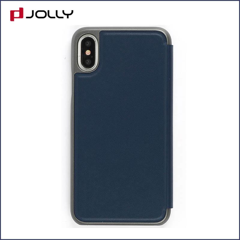 handy flip case pockets closure Jolly Brand company