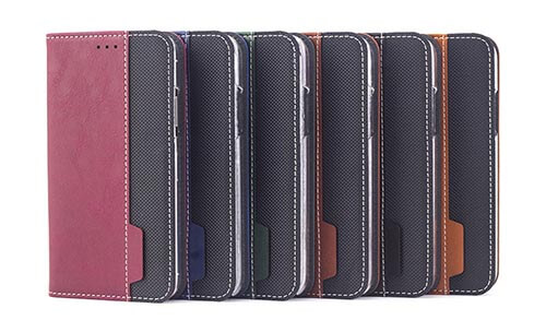 Jolly anti radiation phone case with id and credit pockets for iphone xs-4