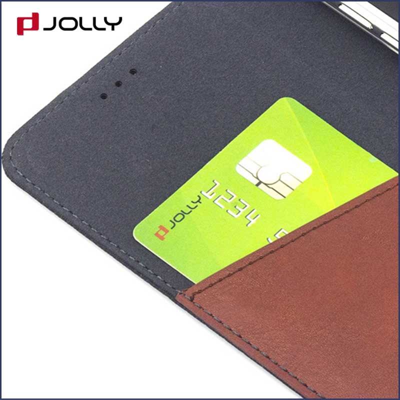 Jolly anti radiation phone case with id and credit pockets for iphone xs-12