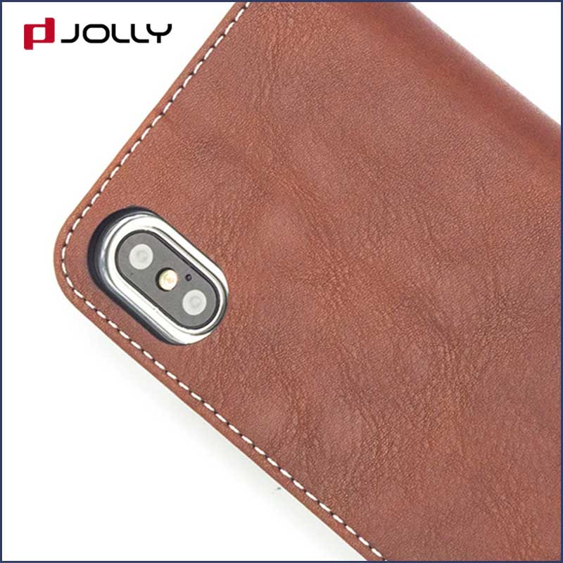 Jolly anti radiation phone case with id and credit pockets for iphone xs-14