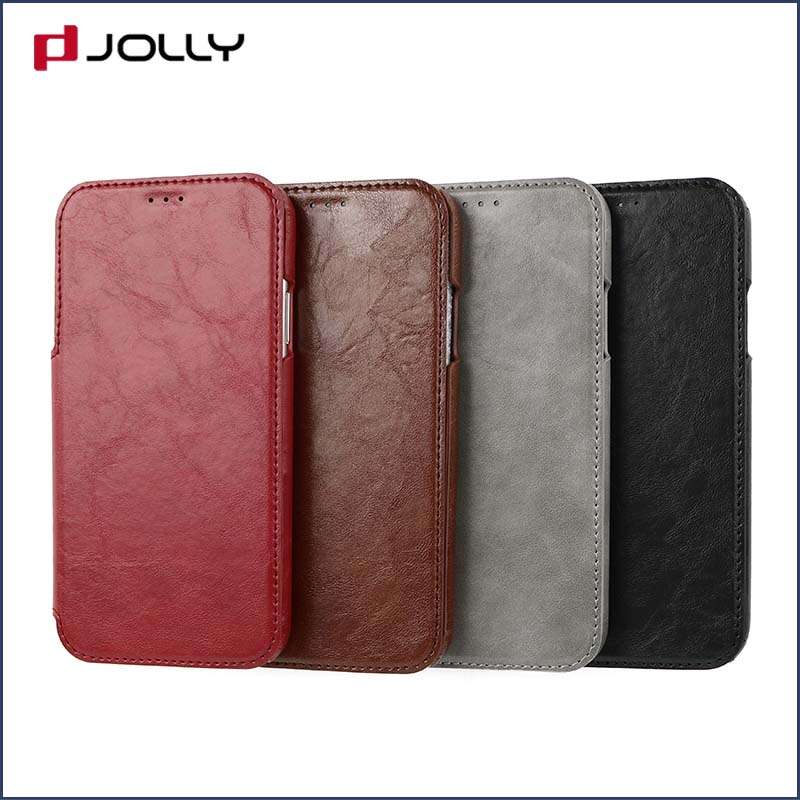 Jolly wholesale cell phone cases with strong magnetic closure for sale-3