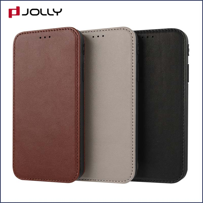 Jolly personalised leather phone case factory for mobile phone-3