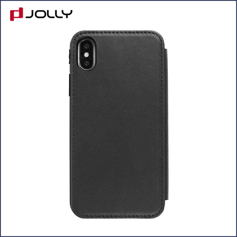 Jolly personalised leather phone case factory for mobile phone