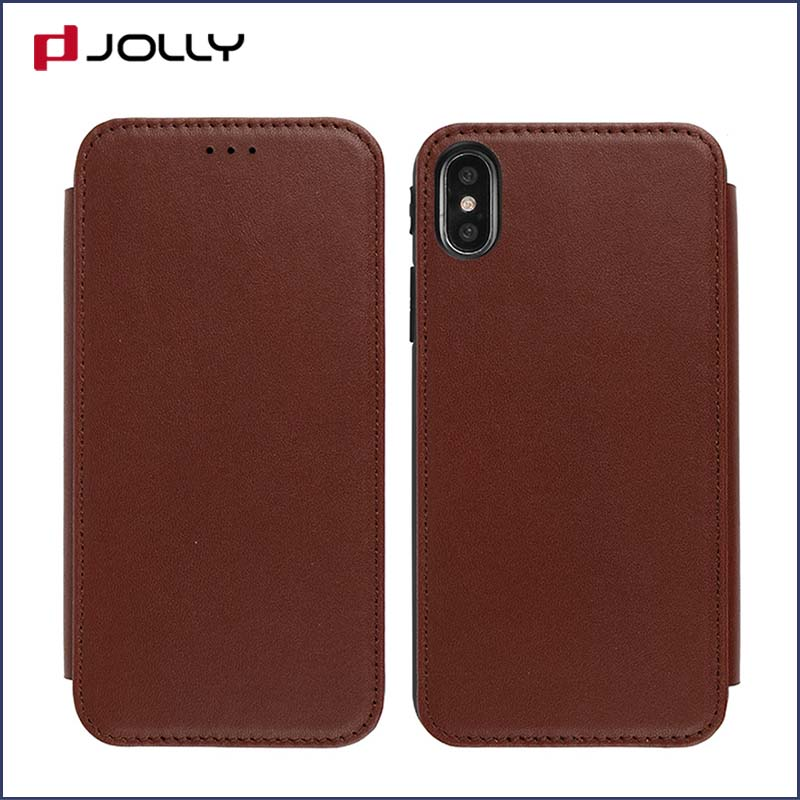 Jolly personalised leather phone case factory for mobile phone-9