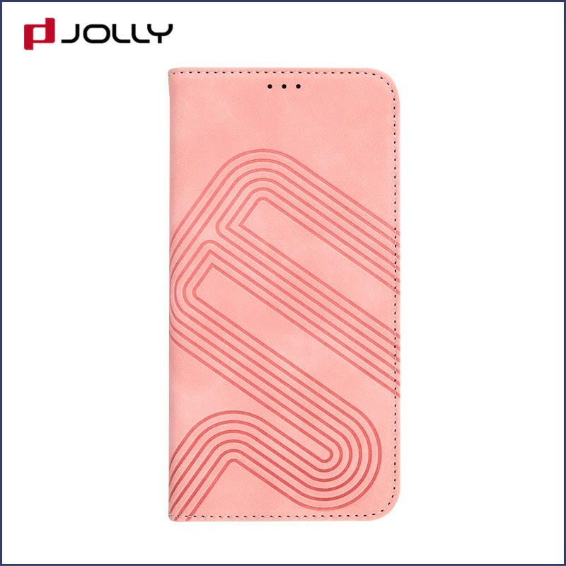 Mobile Case For iPhone Xs Max, Pu Leather Flip Phone Case With Slot DJS1005