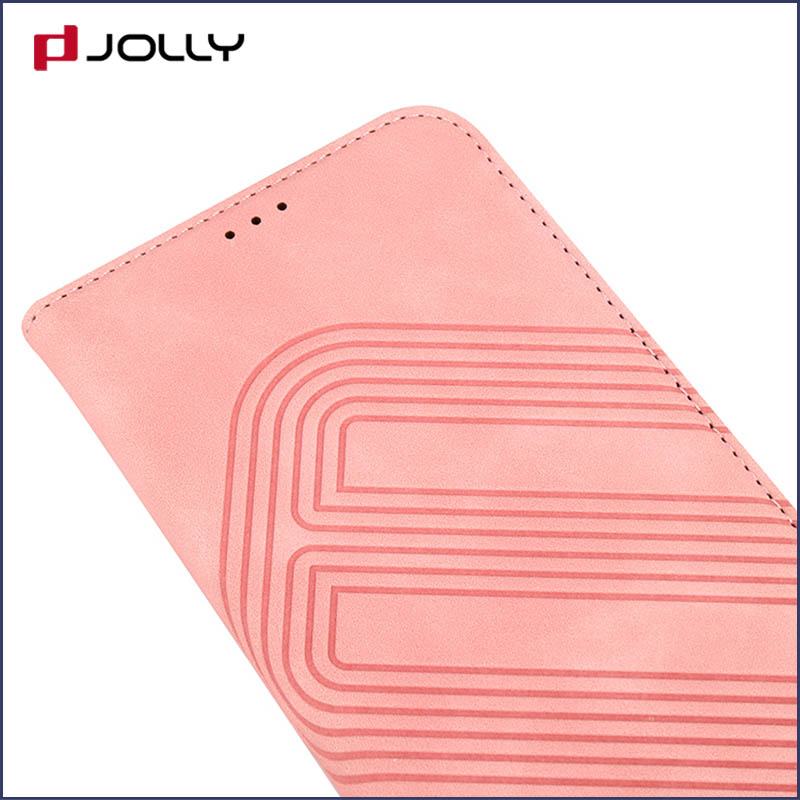 Jolly best flip cell phone case with id and credit pockets for sale-6