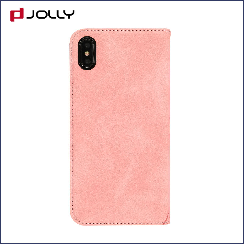 Jolly best flip cell phone case with id and credit pockets for sale-5