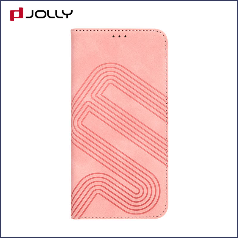 Jolly best flip cell phone case with id and credit pockets for sale-3