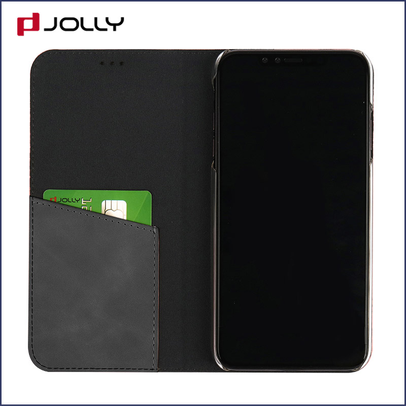 Jolly best flip cell phone case with id and credit pockets for sale-11