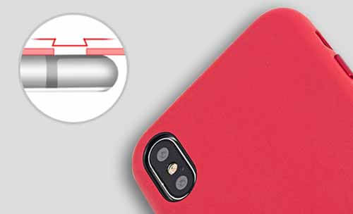 Jolly new back cover for busniess for iphone xs-5