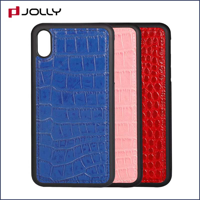 iPhone Xs Max Back Cover, Tpu Non-Slip Grip Armor Protection Case DJS0912-1