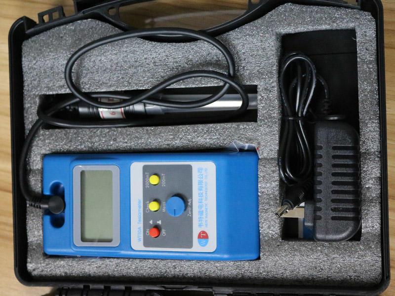 Teslametar (magnetic)