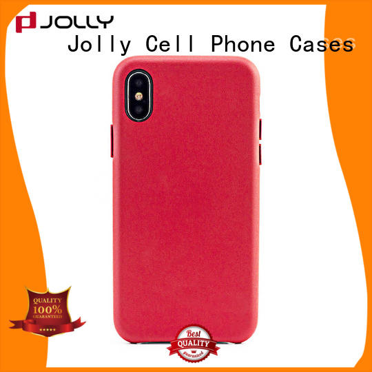 Jolly absorption mobile back cover printing company for iphone xr