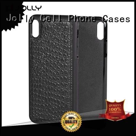 Jolly mobile customized back cover grip manufacturer