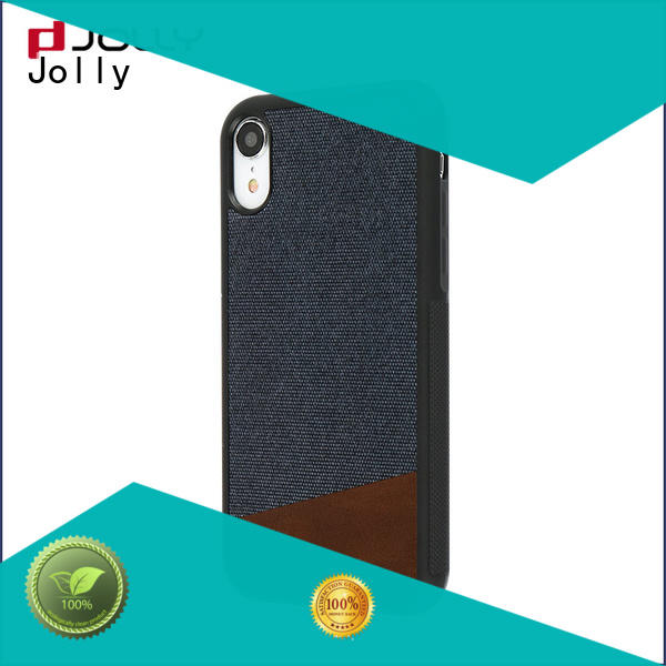Jolly mobile back case factory for iphone xr