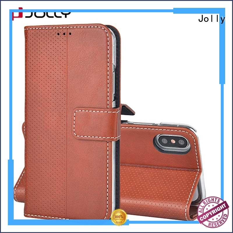 best leather wallet phone case supplier for iphone xs