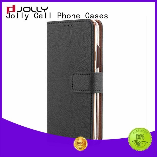 card luxury crossbody wallet phone case Jolly Brand