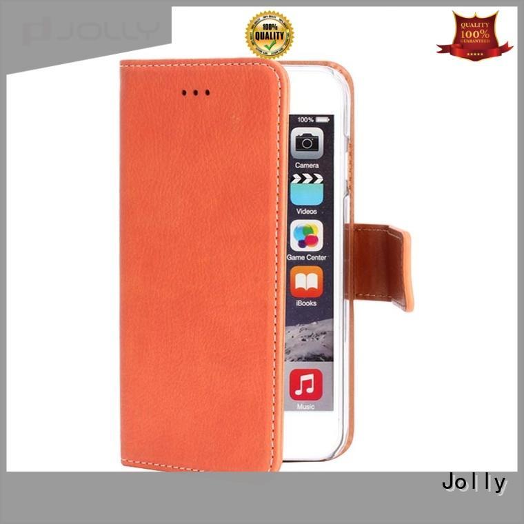 slim iphone wallet case djs for apple Jolly