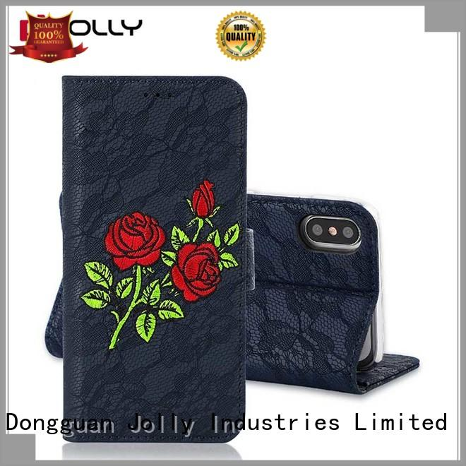 Jolly wallet case with id and credit pockets for sale