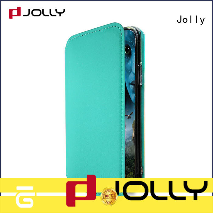 Jolly phone cases online with slot kickstand for sale