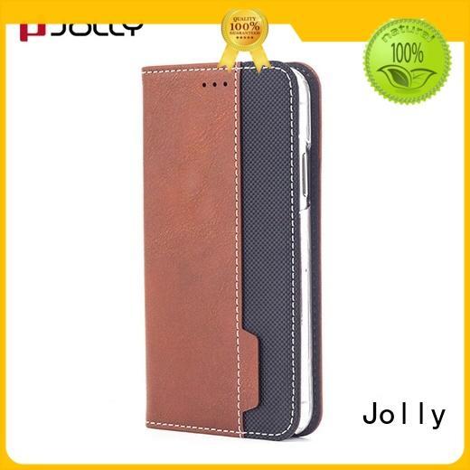 Jolly folio flip phone covers djs for iphone xs