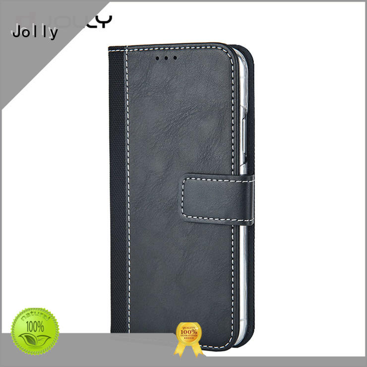 around apple wallet phone case pockets manufacturer Jolly