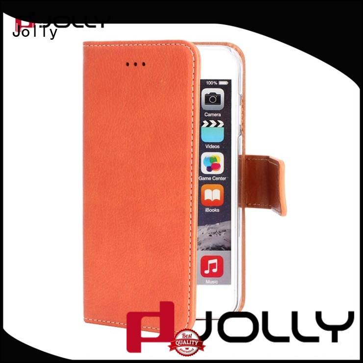 wholesale cell phone wallet wristlet with slot for apple