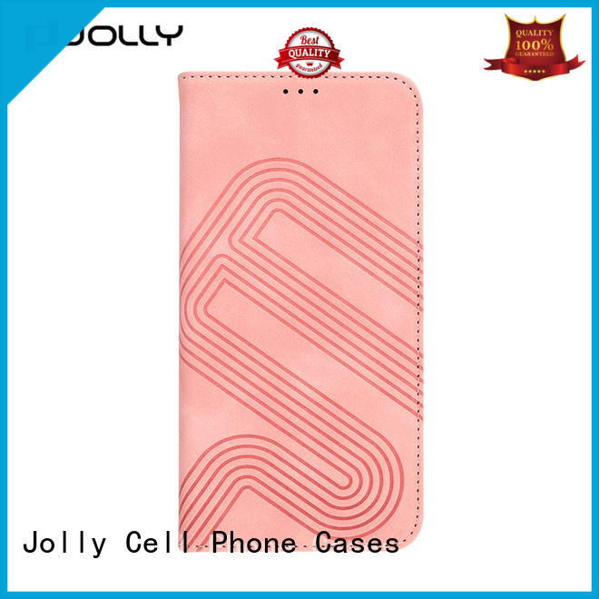 Jolly anti-radiation case with slot for iphone xs