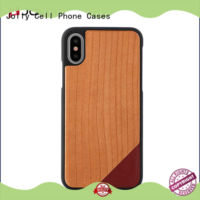 wood mobile back cover maker supplier for iphone xs