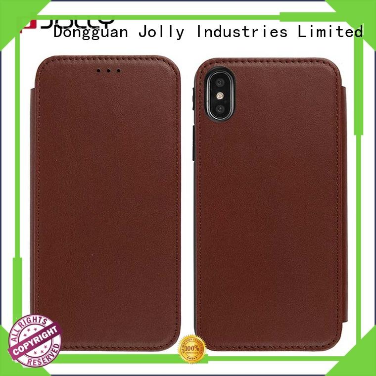 Jolly best designer cell phone cases for busniess for iphone xs