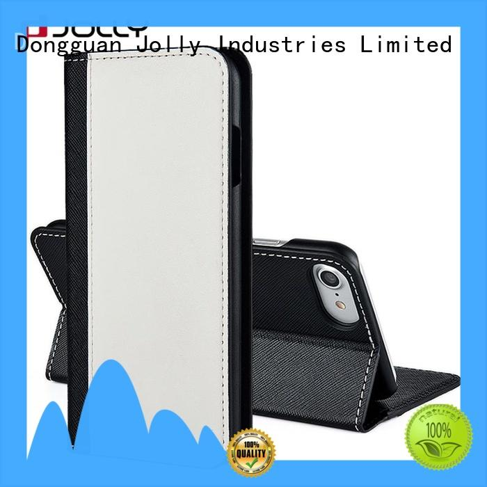 Jolly phone case and wallet for busniess for mobile phone