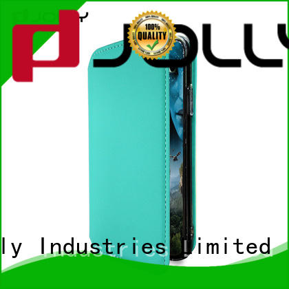 Jolly folio flip phone covers with slot for sale