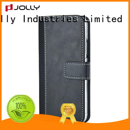 Jolly women wallet phone case djs for iphone xs