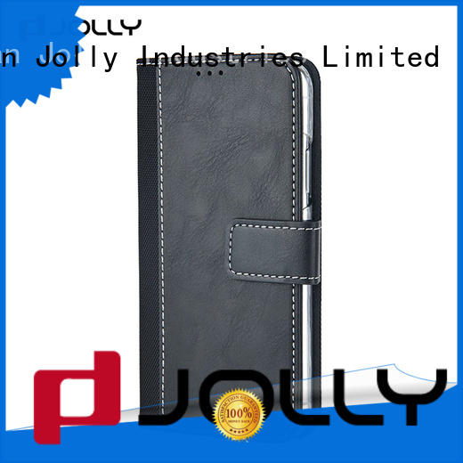 wallet style phone case for iphone xs Jolly