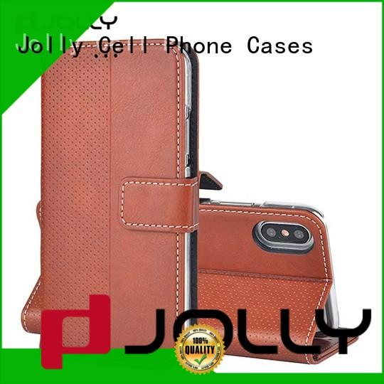 Apple iPhone 8 7 Case, Pu Leather Wallet Case With Slot DJS0571