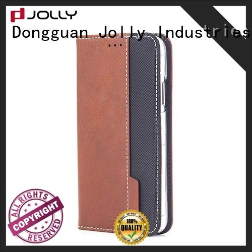 folio phone cases online with slot kickstand for sale